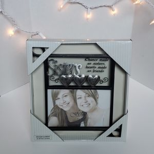 Sisters Picture Frame (6x4)